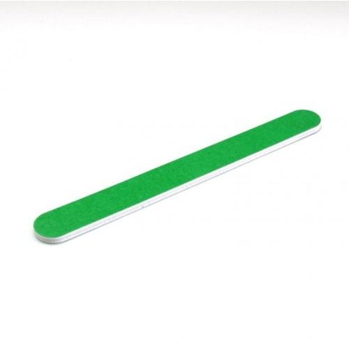 01_Пилка для натуральных ногтей зеленая 180*240