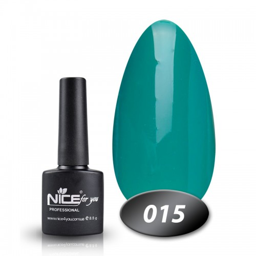 Гель-лак Nice for you Professional 8,5 ml №015