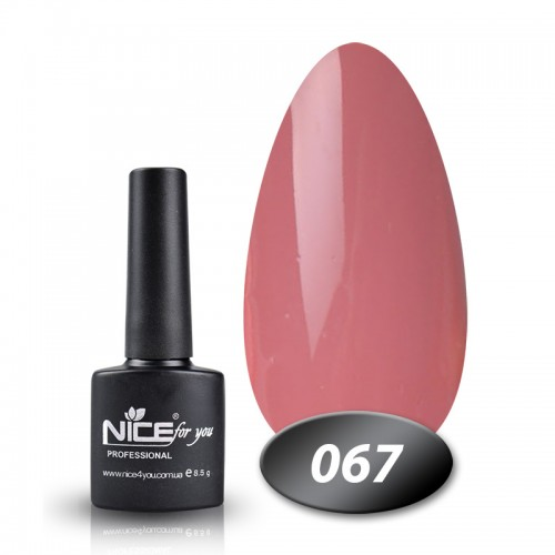Гель-лак Nice for you Cool - №067