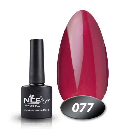 Гель-лак Nice for you Cool - №077