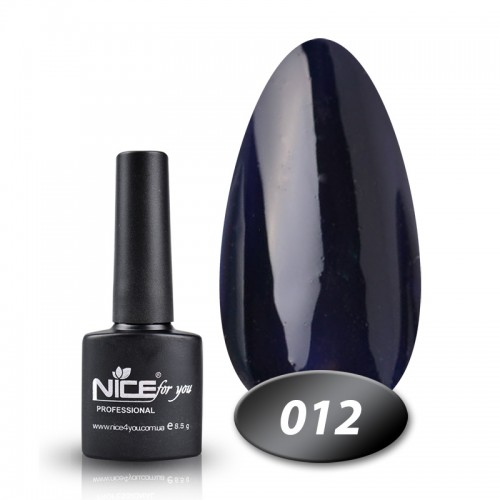 Гель-лак Nice for you Cool - №012