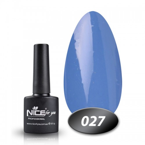Гель-лак Nice for you Cool - №027